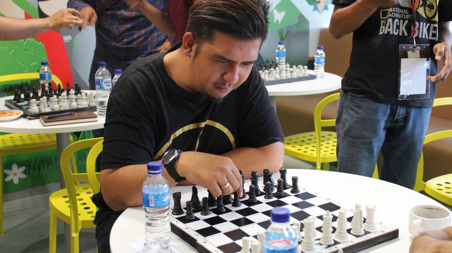 Our People | The Operations Chess Tournament 2018
